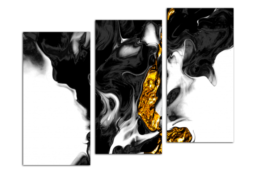 Модульная картина Абстракция